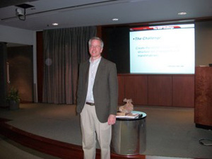 Dr. Jim Anderson Delivers Keynote Speech To Verizon Managers