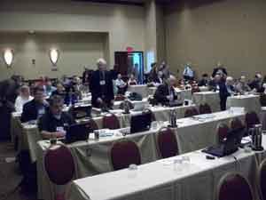 Dr. Jim Anderson Speaks To The IEEE's Region 3 Organization