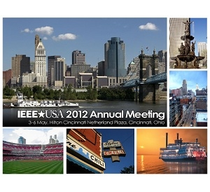 Dr. Jim Anderson will deliver the keynote address at the 2012 IEEE USA annual meeting